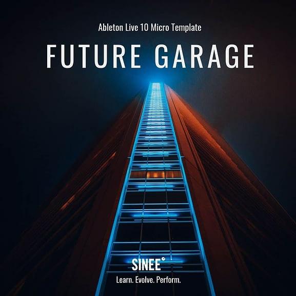 Ableton Live Template - Future Garage 1