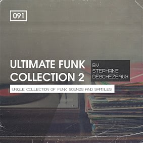 Bingoshakerz – Ultimate Funk Collection 2 by Stephane Deschezeaux