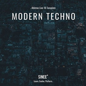 Ableton Live Template – Modern Techno