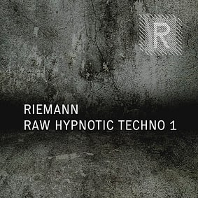 Riemann – Raw Hypnotic Techno 1