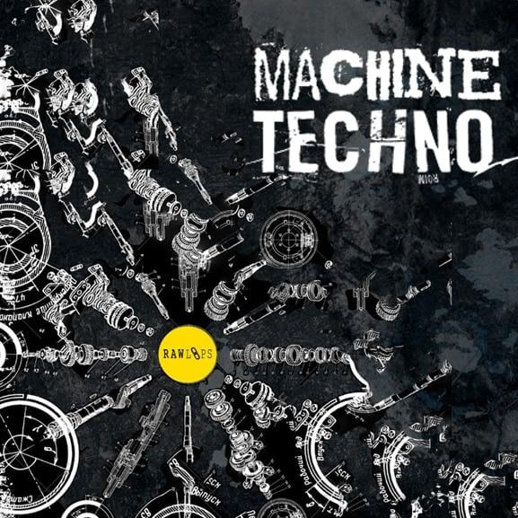 Raw Loops - Machine Techno 1