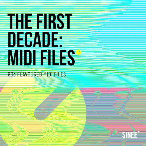 first decade midi files
