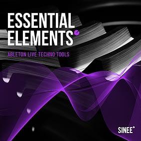 Ableton Live Techno Tools von SINEE