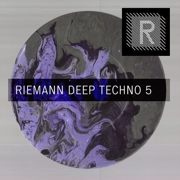 Riemann - Deep Techno 5 1
