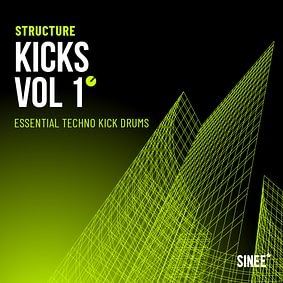 Kicks Vol. 1 – Essential Techno Kick Drums