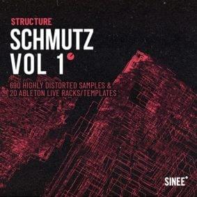 Schmutz Vol. 1 – 690 Highly Distorted Samples, 20 Ableton Live Racks & Templates
