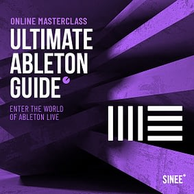 Ultimate ableton live guide cover komprimiert