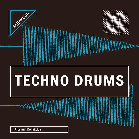 Riemann - Techno Drums 5 1