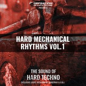 DOHT – Hard Mechanical Rhythms Vol. 1