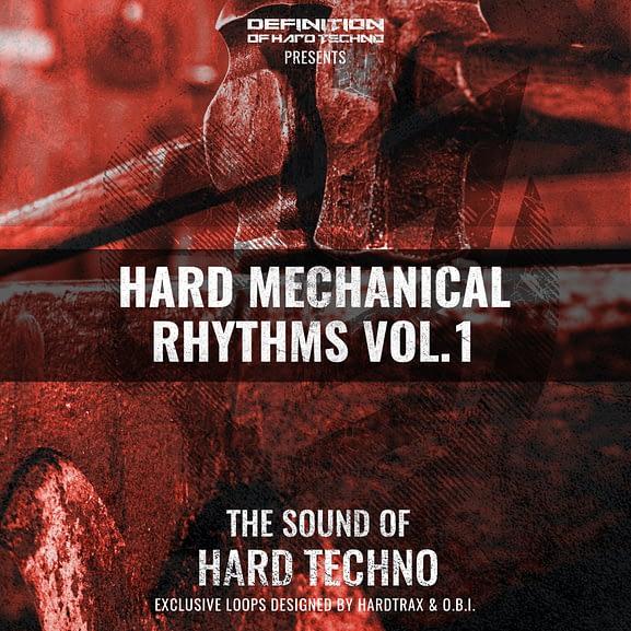 DOHT - Hard Mechanical Rhythms Vol. 1 1