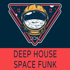 Deep Data Loops – Deep House Space Funk