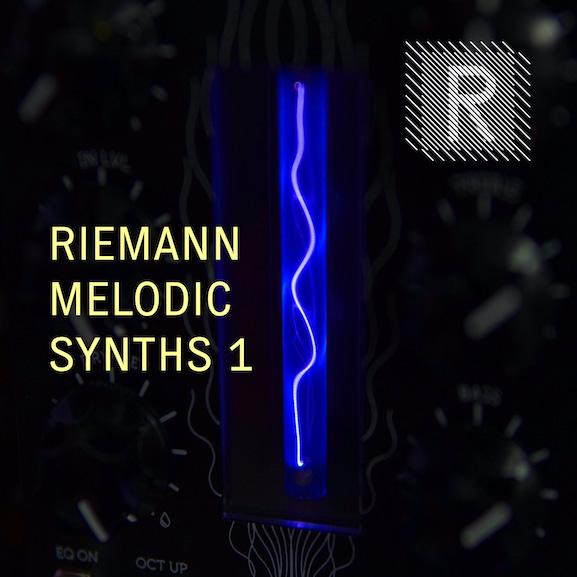 Riemann - Melodic Synths 1 1