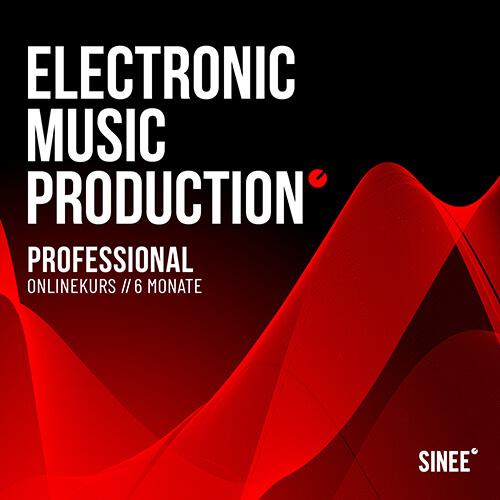 Electronic Music Production 1 – Pro (6 Monatskurs)