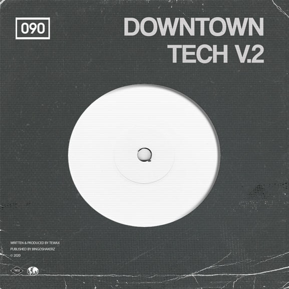 Bingoshakerz – Downtown Tech V.2