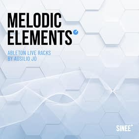 melodic elements racks for techno house