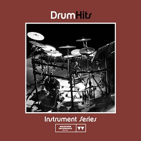 Waveform Recordings – Drum Hits