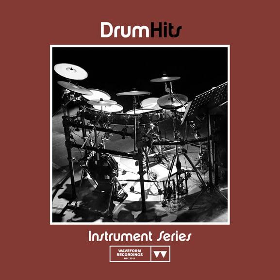 Waveform Recordings - Drum Hits 1
