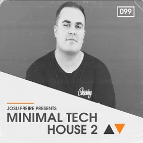 Bingoshakerz – Josu Freire Presents Minimal Tech House 2
