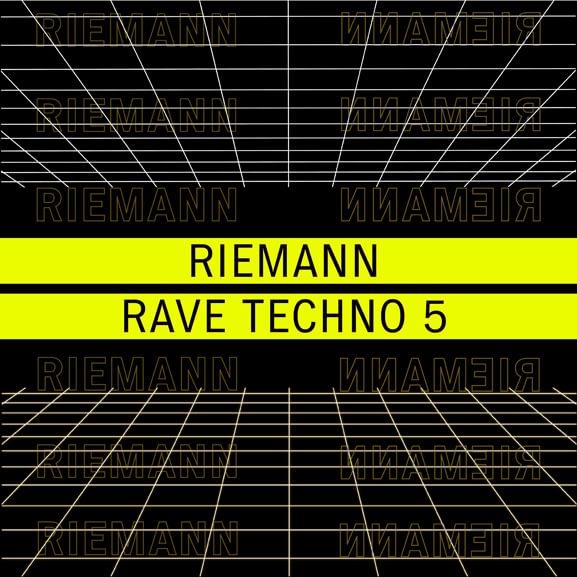 Riemann - Rave Techno 5 1