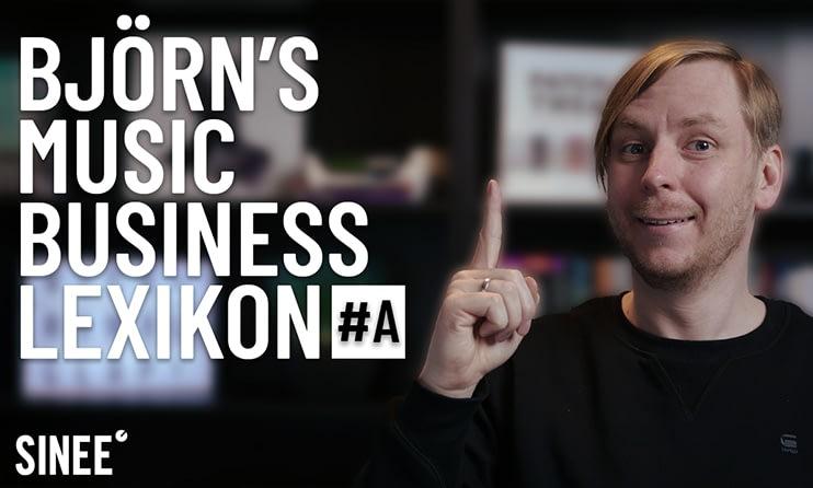 Björns Music Business Lexikon - #A wie Agenturen 1