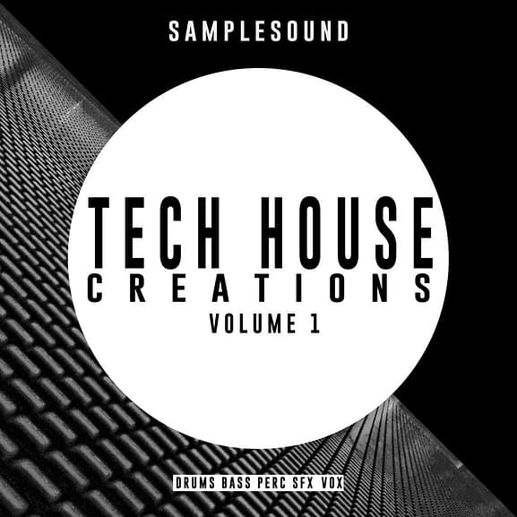 Samplesound - Tech House Creations Vol. 1 1
