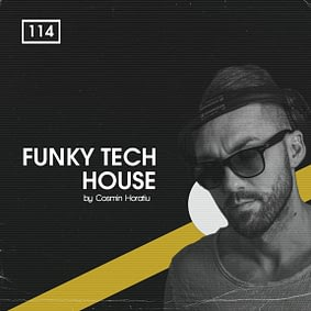 Bingoshakerz – Cosmin Horatiu Presents Funky Tech House