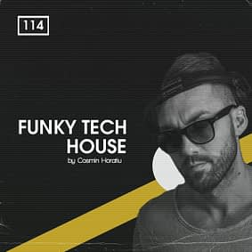 Bingoshakerz – Cosmin Horatiu Presents Funky Tech House