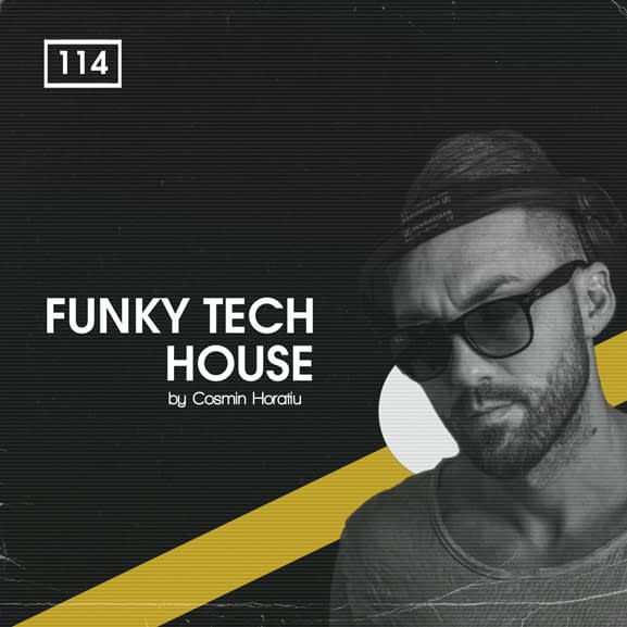Bingoshakerz - Cosmin Horatiu Presents Funky Tech House 1