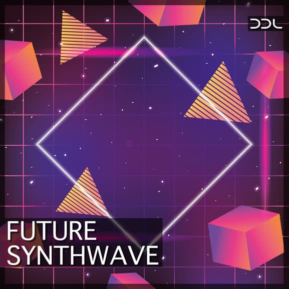 Deep Data Loops - Future Synthwave 1