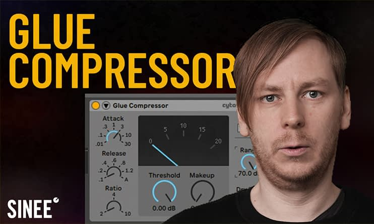 Glue Compressor