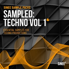 SINEE Samples: Techno Vol.1 – Essential Samples for Techno Productions