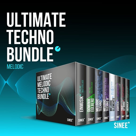 Ultimate Melodic Techno Bundle 1