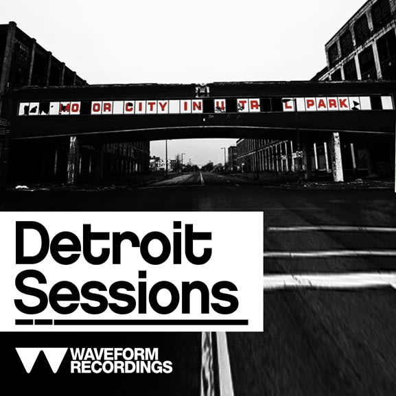 Waveform Recordings – Detroit Sessions