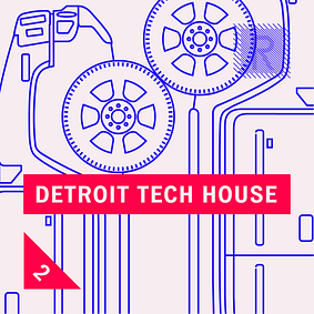 Riemann – Detroit Tech-House 2