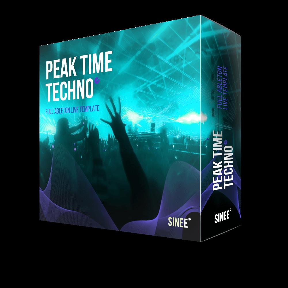 Techno Track Arrangement in Ableton Live 1