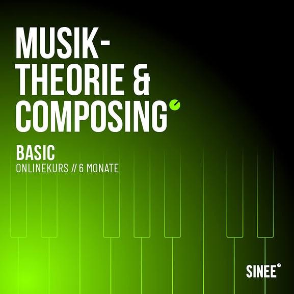 Musiktheorie & Composing - Basic 1