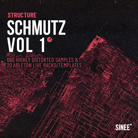 Schmutz Vol. 1 – 690 Highly Distorted Samples, 20 Ableton Live Racks & Templates