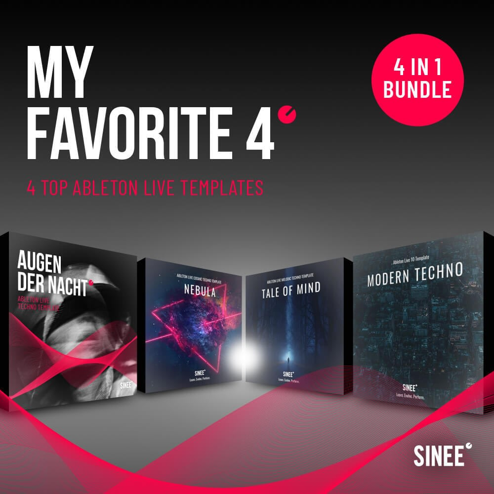 My favorite 4 Bundle