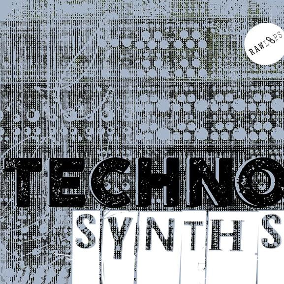 Raw Loops - Techno Synths 1