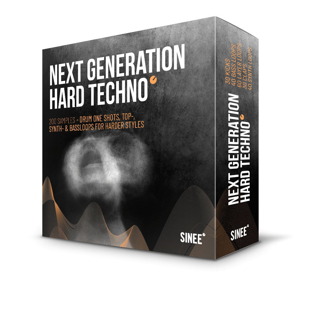 Next Generation Hard Techno - Bundle 3