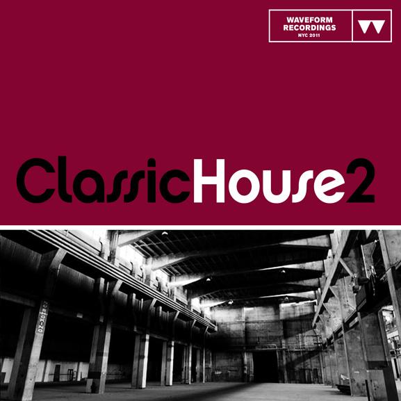 Waveform Recordings - Classic House 2 1