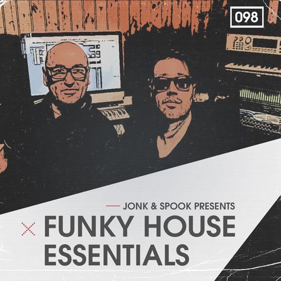 Bingoshakerz - Jonk & Spook Presents Funky House Essentials 1
