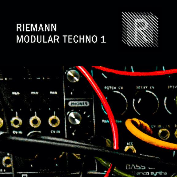 Riemann - Modular Techno 1 1