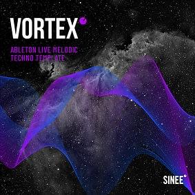 Vortex – das Melodic Techno Template von SINEE für Ableton Live