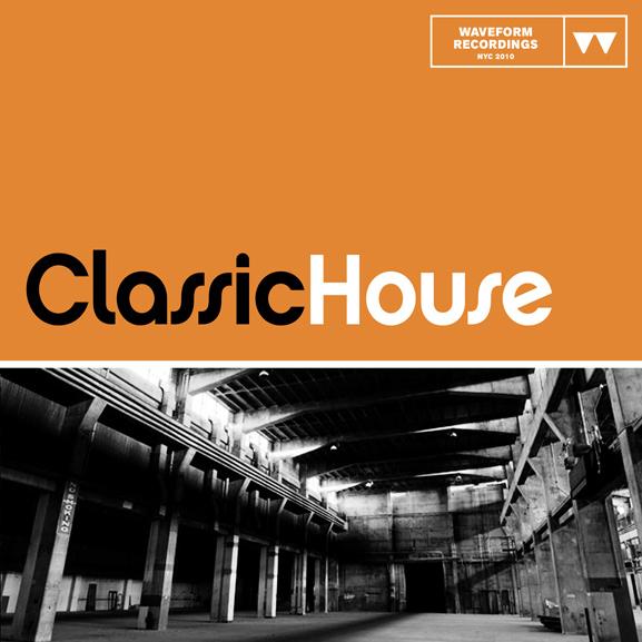 Waveform Recordings - Classic House 1
