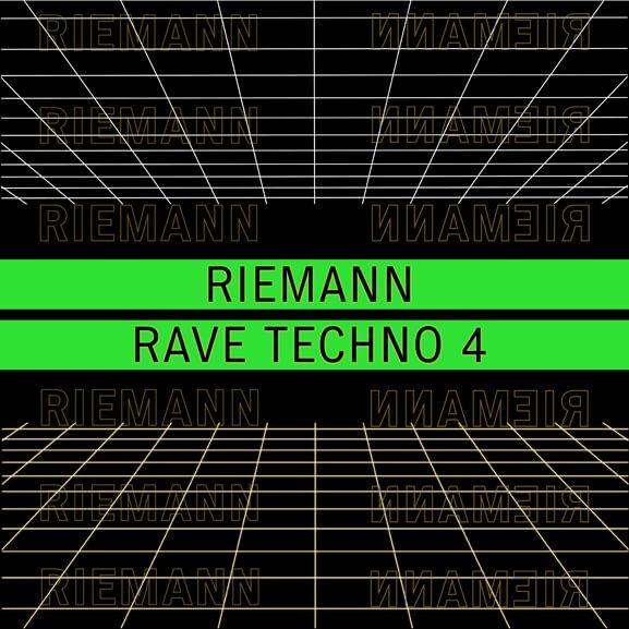 Riemann - Rave Techno 4 1