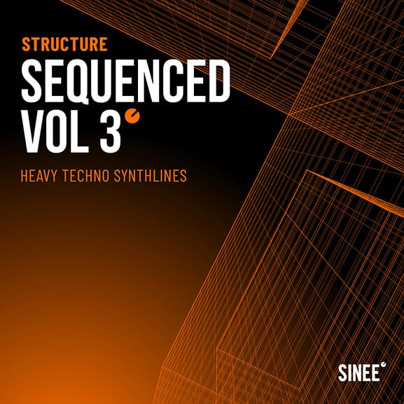 Sequenced Vol. 3 – Heavy Techno Synthlines