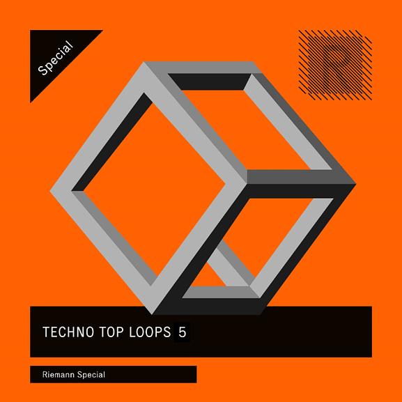 Riemann - Techno Top Loops 5 1