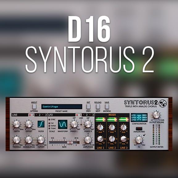 d16 – Syntorus 2