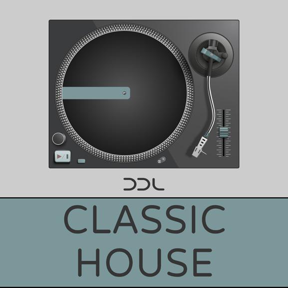 Deep Data Loops – Classic House